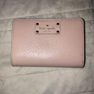 Late spade wallet